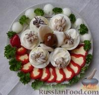 ...и помидорами. рецепты салатов и закусок с фотографиями: салат из...