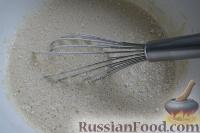 Фото приготовления рецепта: Блины на кефире - шаг №4