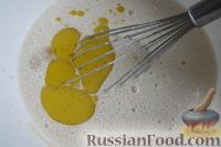 Фото приготовления рецепта: Блины на кефире - шаг №5
