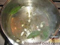 Фото приготовления рецепта: Маринование замороженных опят - шаг №3