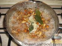 Фото приготовления рецепта: Маринование замороженных опят - шаг №4