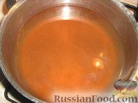 Фото приготовления рецепта: Маринование замороженных опят - шаг №5