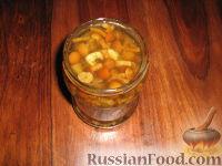 Фото приготовления рецепта: Маринование замороженных опят - шаг №7