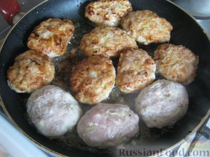 Вкусные котлеты кабачков рецепт фото