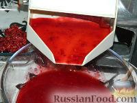 Фото приготовления рецепта: Малиновое желе - шаг №2