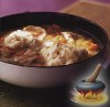 Фото к рецепту: Куриный суп с клецками