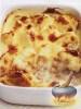 Фото к рецепту: Гратен из фасоли и цветной капусты