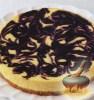 Фото к рецепту: Чизкейк (творожный пирог) с черникой