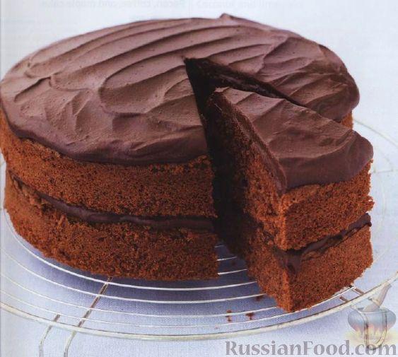 Простой рецепт малинового торта