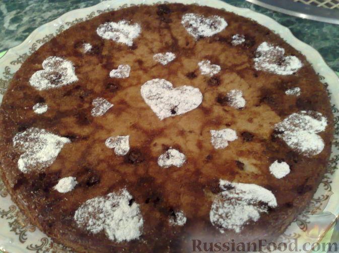 Торт в микроволновке за 3 минуты рецепт