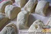 Фото приготовления рецепта: Творожные колобки - шаг №5