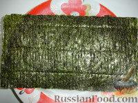 Фото приготовления рецепта: Суши по-домашнему - шаг №1