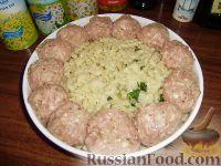 Фото приготовления рецепта: Запеченные тефтели с макаронами - шаг №1