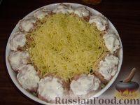Фото приготовления рецепта: Запеченные тефтели с макаронами - шаг №2