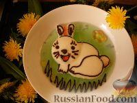 Фото приготовления рецепта: Каша манная с желе - шаг №1