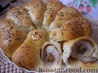 """Фото приготовления рецепта: Пирог с курицей """"НАСЕДКА"""" - шаг №3"""
