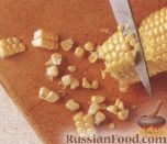 Фото приготовления рецепта: Кукурузные мешочки - шаг №2