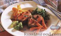 Фото к рецепту: Говядина со шпинатом