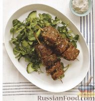 Фото к рецепту: Шашлык из говядины