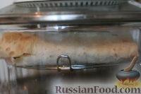 Фото приготовления рецепта: Конвертик с фаршем - шаг №7