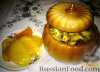 Фото приготовления рецепта: Картошка в горшочках с грибами - шаг №10