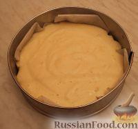 Фото приготовления рецепта: Новогодний торт «Полночь» - шаг №3