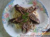 Фото к рецепту: Роллы из говядины