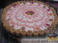 Фото к рецепту: Тортик