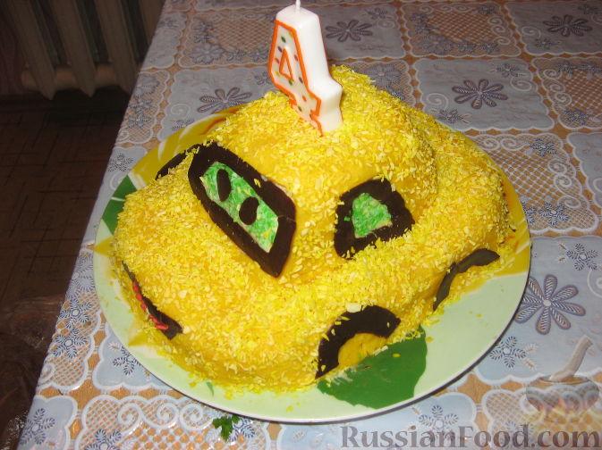 новый рецепт торта: рецепты и