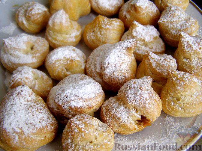 Рецепты выпечки с фото - kulinyamka.ru