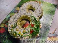Фото к рецепту: Салат