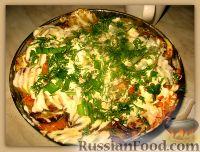 Фото к рецепту: Слоеный кабачок