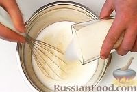 Фото приготовления рецепта: Манник на кефире - шаг №3